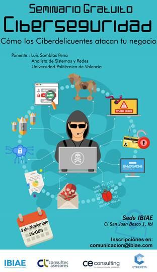 Jornada de Ciberseguridad en IBIAE