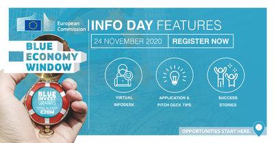 Día de información de la Blue Economy Window 2020