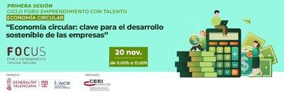 Ponencia de  Carlos Rivero Moro en Economía circular: Clave para el desarrollo sostenible de las empresas