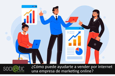 empresa de marketing online