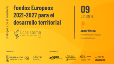 Fondos Europeos 2021-2027 para el desarrollo territorial
