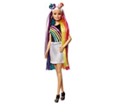 barbie colores arcoiris