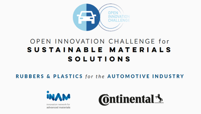 Open Innovation Challenge for Sustainable materials solutions
