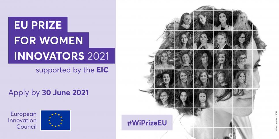 Imagen Premio de la UE para Mujeres Innovadoras